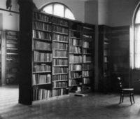Biblioteka juwenacka w Toruniu przed 1939 r.