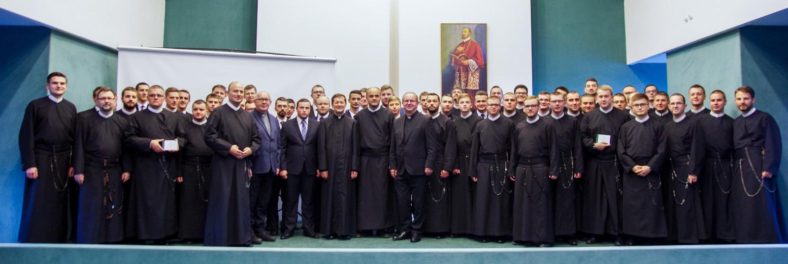 Wspólnota WSD Redemptorystów 2017-2018