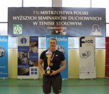 XXI Mistrzostwa kleryków w tenisie stołowym (2)