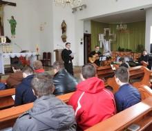 Weekend powołaniowy wBorysławiu (2)