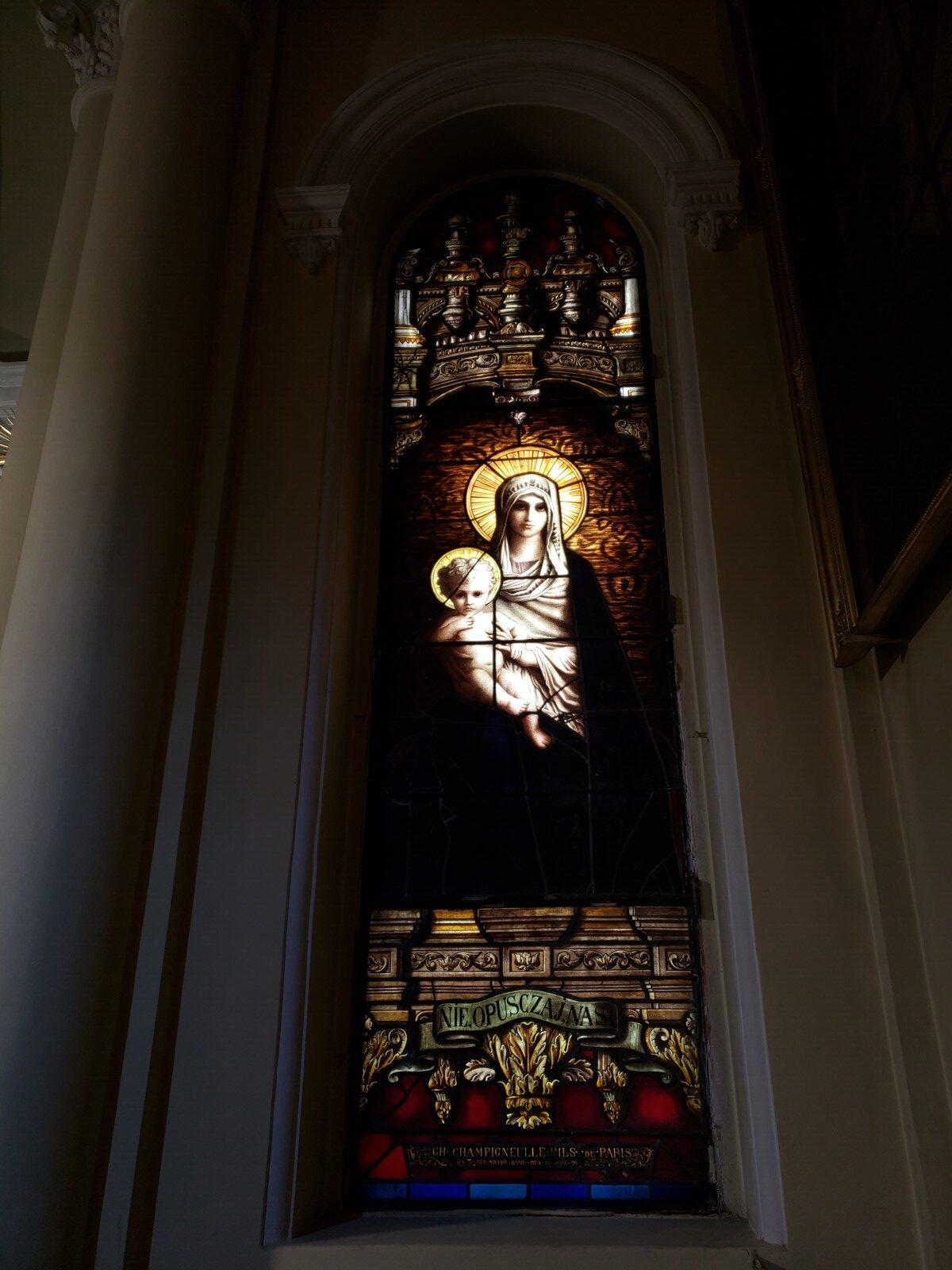 Guzów – kaplica pałacowa