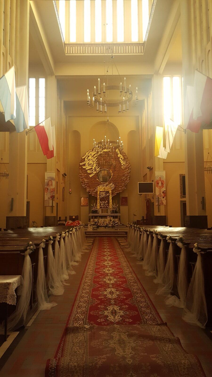 Sanktuarium Trójcy Świętej