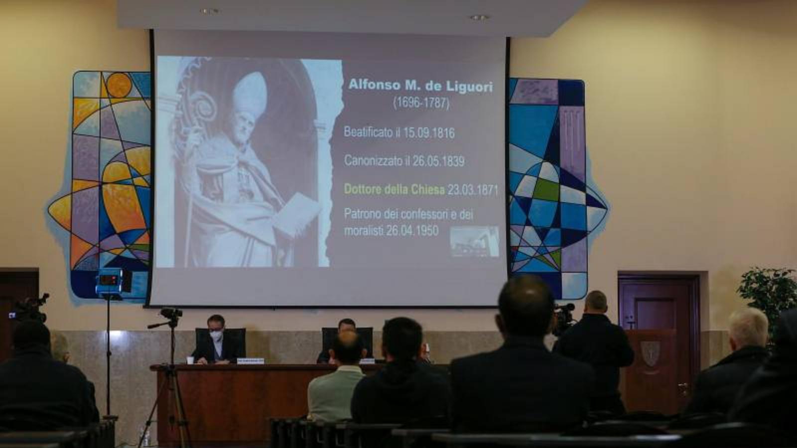Studenci zTuchowa naAkademii Alfonsjańskiej