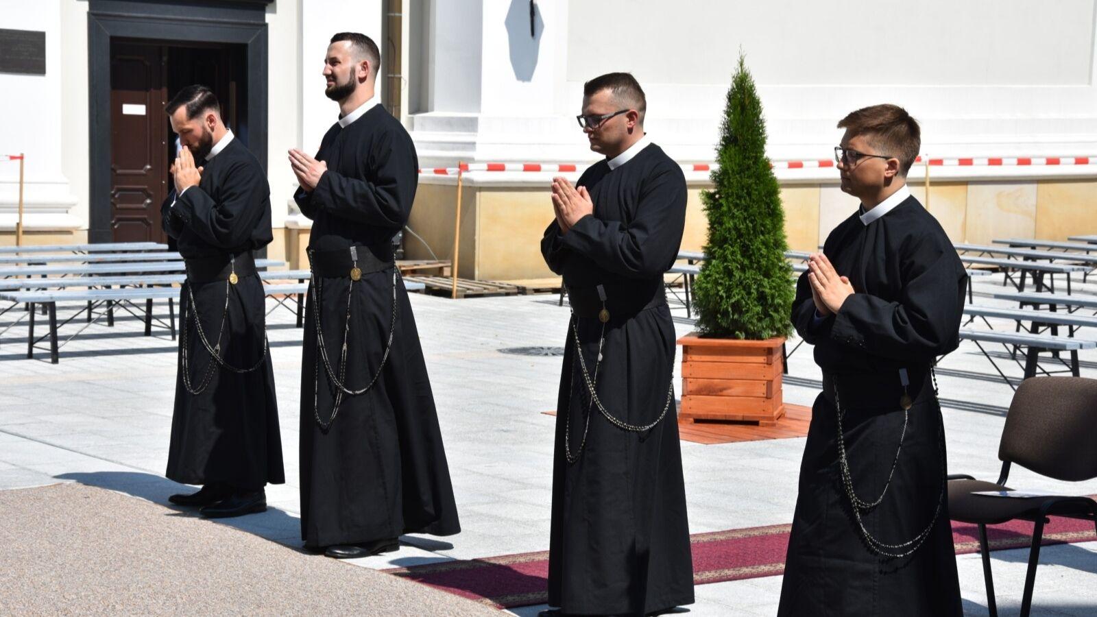Zaproszenie naświęcenia kapłańskie 2021