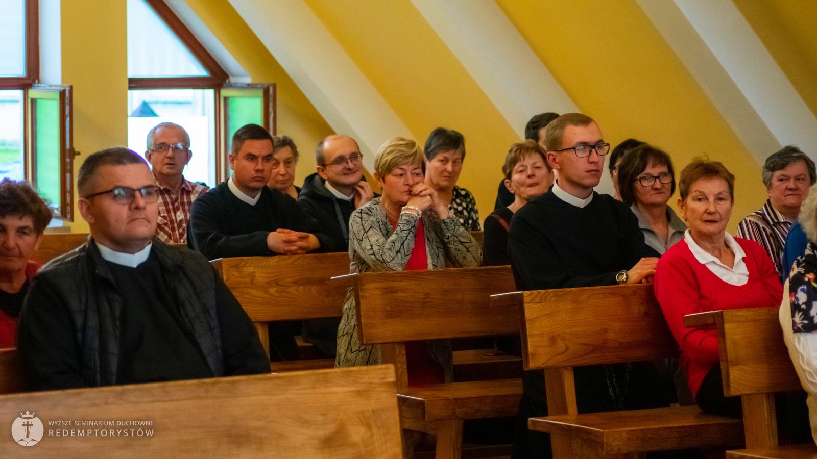 Nasza wielka, redemptorystowska rodzina
