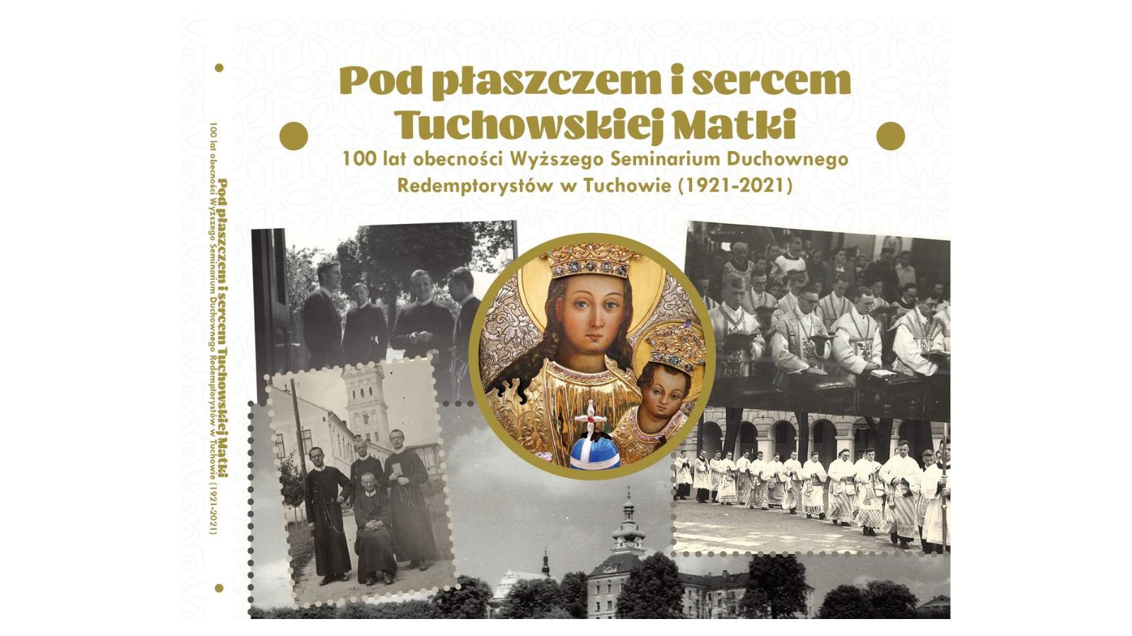 """""""Pod płaszczem isercem Tuchowskiej Matki"""""""